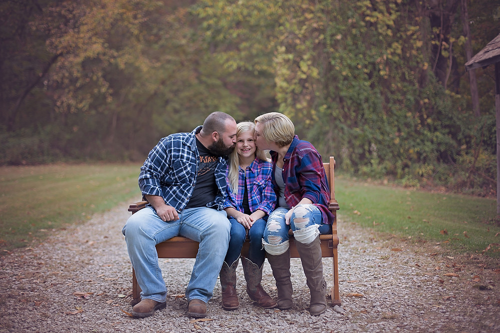 Family photography in zanesville Ohio