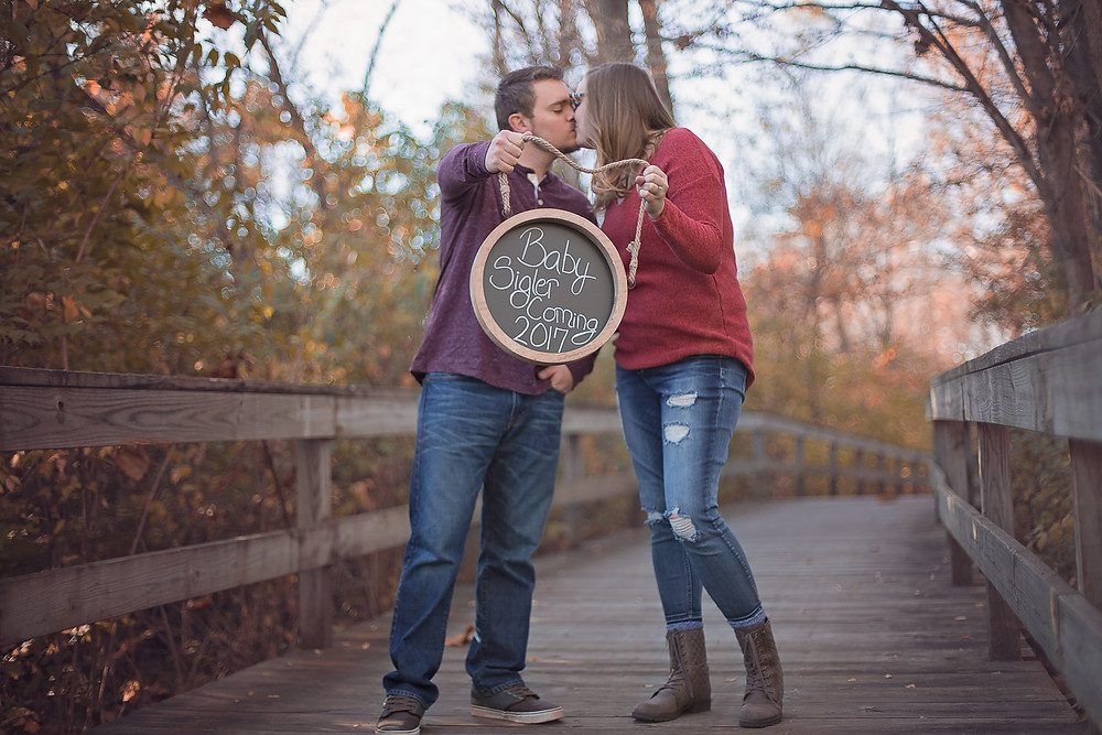 Maternity Photography session in gahanna ohio