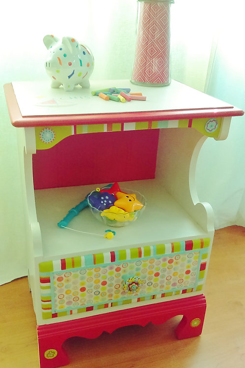 Show Me The Color Night Stand