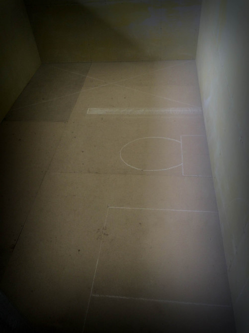 Mapping out the Main Bathroom