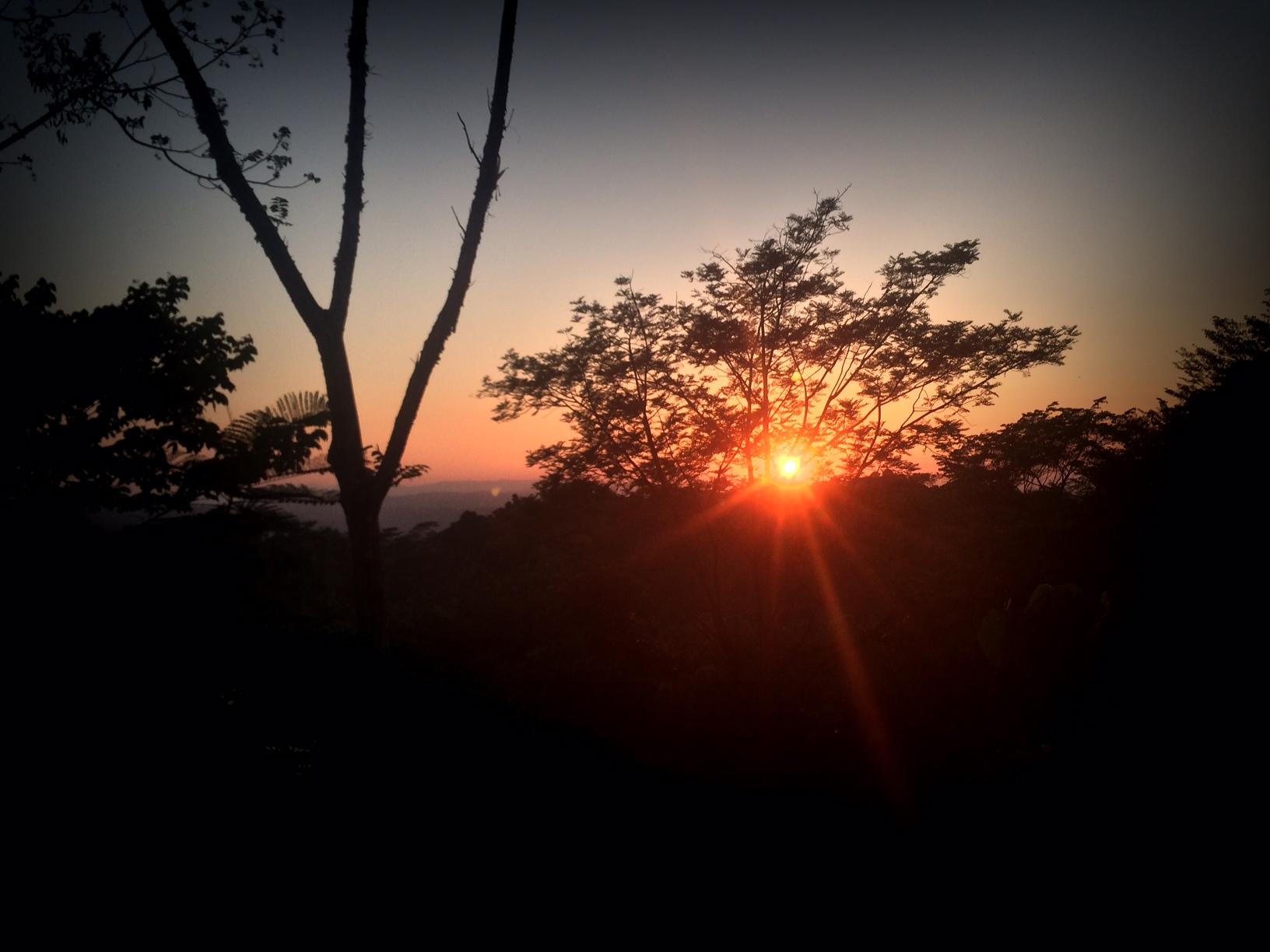 Sky-lounge Sunset
