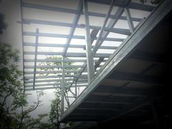 Roof overhang