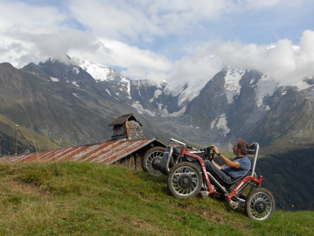 The Electric Swincar May Be The Ultimate Cross Terrain Vehicle!