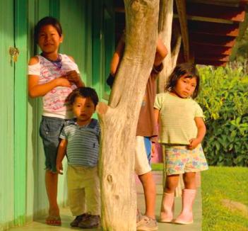Children of Las Alturas