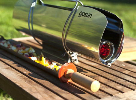 Game-changing solar oven that cooks a meal in 20 minutes (and we can prove it!)
