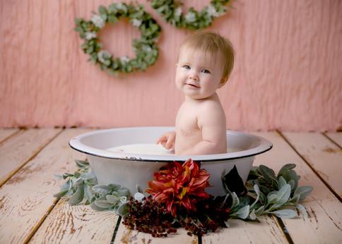 Milk Bath Jennifer Johnson