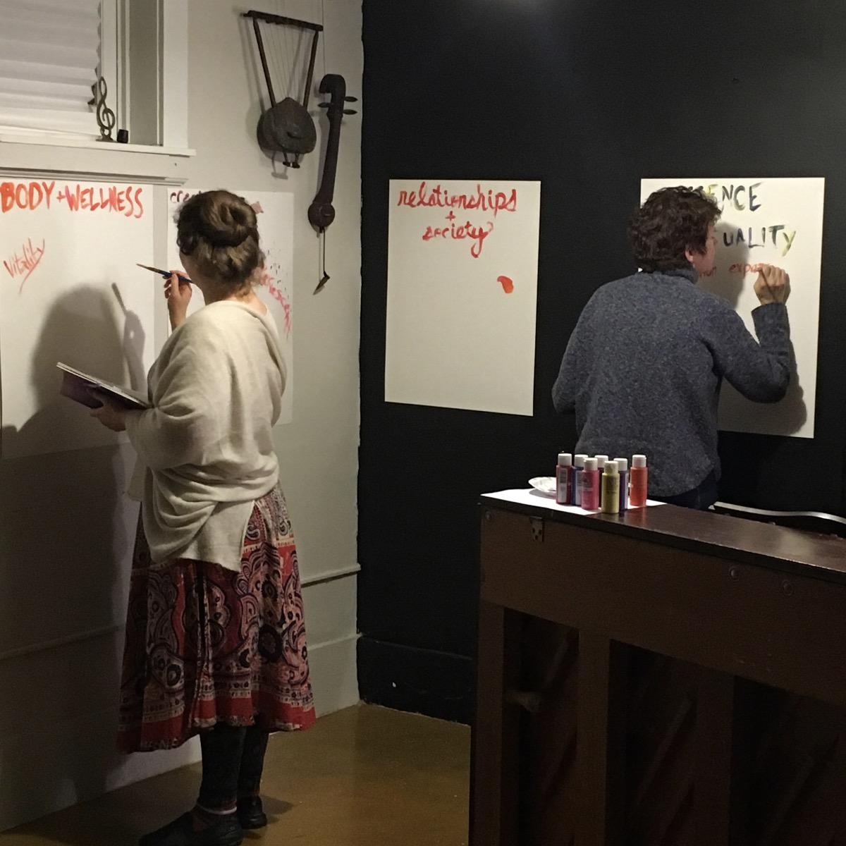Desire Map Workshop 2017