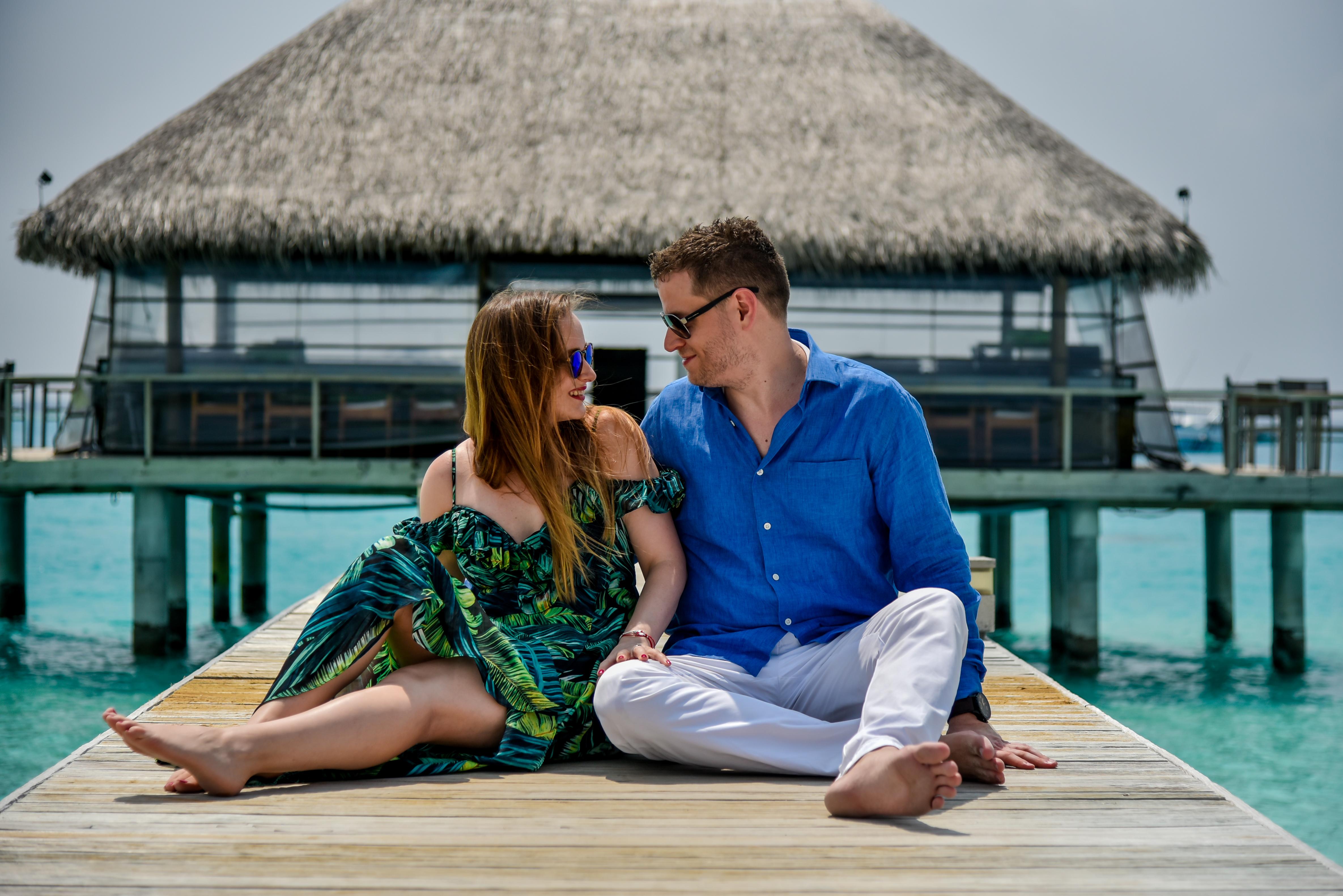 Datierung eines kubanischen Mannes