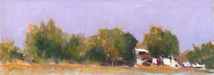 Kathleen Weil Southern California Artist Pastel Painting
