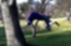 Akrobatik Kung Fu