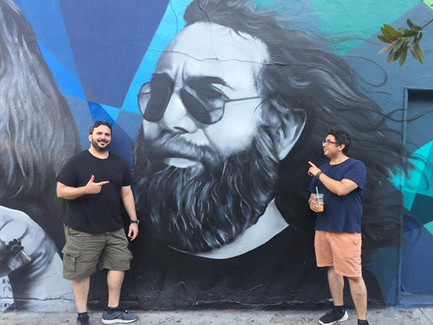 Jerry Garcia RIP