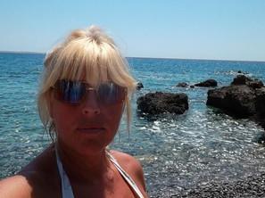 Mia-Maria och Kreta