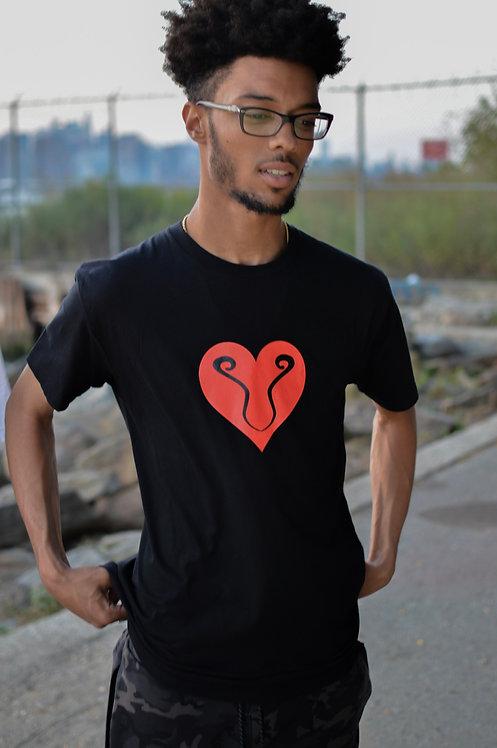 Classic heart shirt