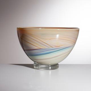 Chalcedony Bowl