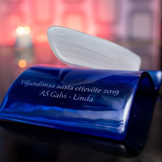 Viljandimaa Entrepreneurship Award 2018,2019