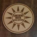 Cerveza artesanal sunshine