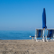 Spiaggia in Versilia