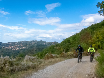 la via Panoramica