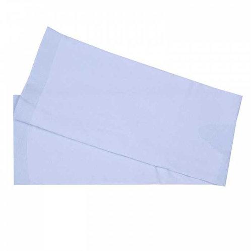 Organic Star Cotton Blanket Blue