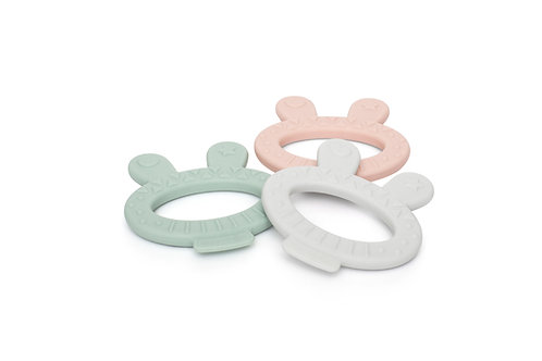 Suavinex Hygge Teether with Case