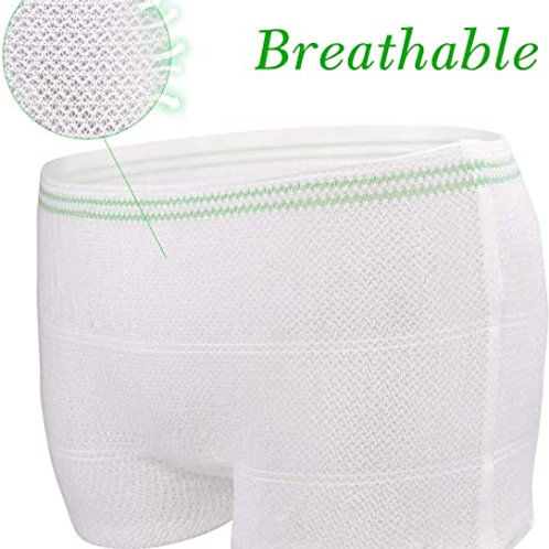 Mesh Disposable Briefs Pk5