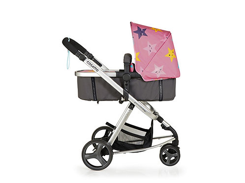 Cosatto Giggle Mix Travel Set with Hold Carseat