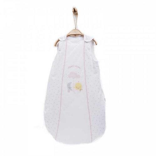 Organic Sleeping Bag 6-12m Pink