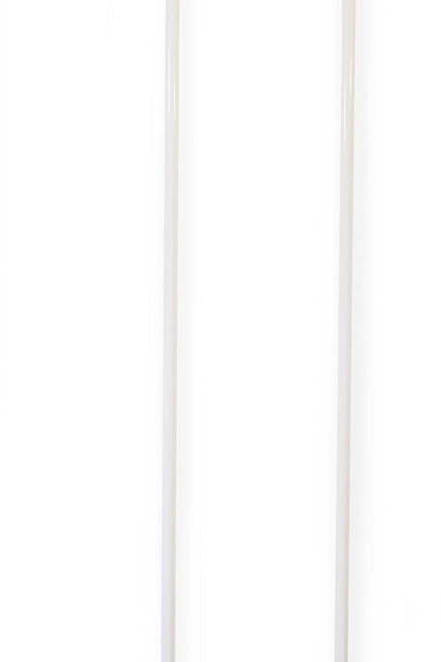 Childhome Eltra Gate Extensions 2x7cm White