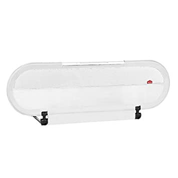 Babyhome Side Light Bed Rail White