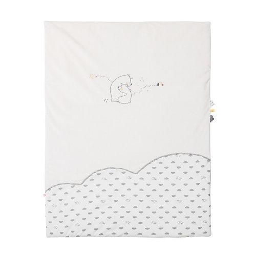 Noukies Veloudoux Blanket Timeless