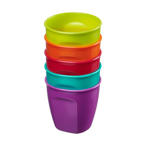 Nourish Perfectly Simple Cups 5pk