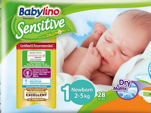 Babylino Sensitive No1 Newborn 2-5kg