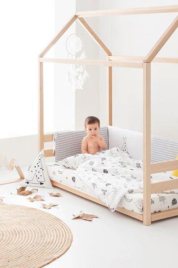 Casual Organic Indian 3pc Bedding Set