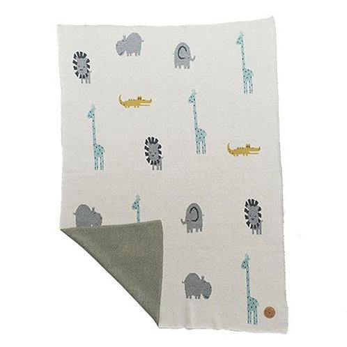 Niu Organic Luxury Cotton Blanket