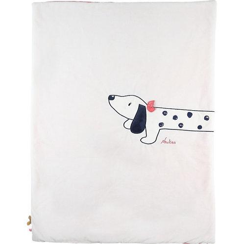 Noukies Veloudoux Blanket Amy & Zoe