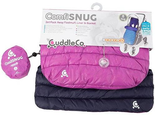 Comfi Snug Footmuff, Liner & Blanket