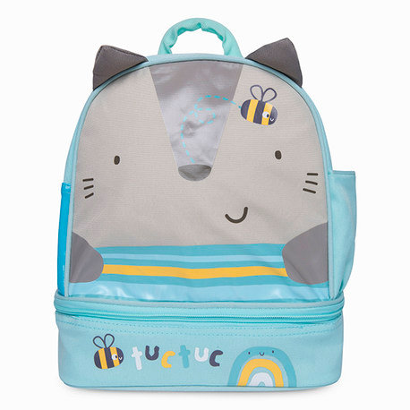 Tuc Tuc Nursery Backpack Natural Beige