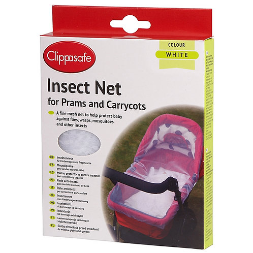 Pram & Carrycot Insect Net