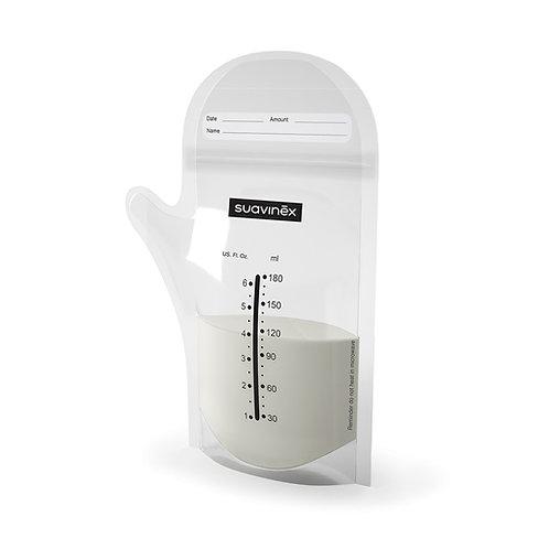Suavinex Breast Milk Storage Bags x25pc