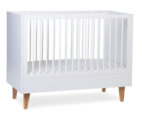 Childhome Lalande White Cot