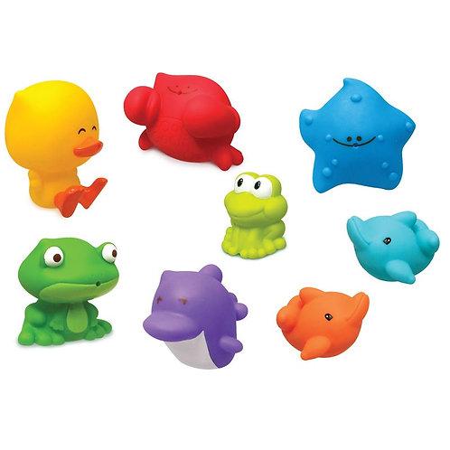 Infantino Sea Chums Bath Toys