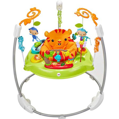 Fisher Price Jumperoo Roaring Rainforest