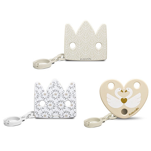 Suavinex Special Occasions Soother Clip