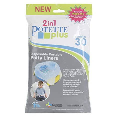 Travel Potette Potty Liners