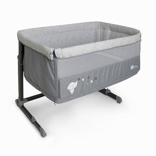Tuc Tuc Crib Playard Grey