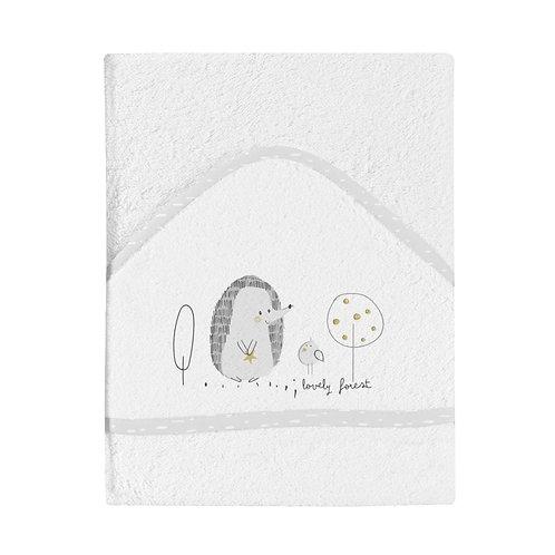 Pirulos Hooded Baby Towel Large