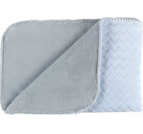 Noukies  Blanket Blue