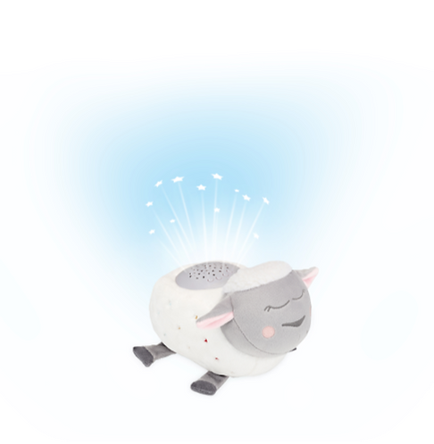 Badabulle Cuddly Sheep Night Light