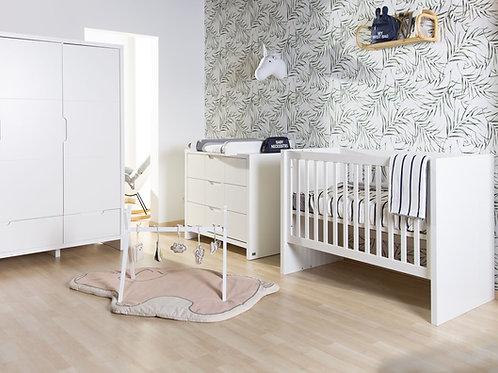 Childhome Quadro White  Nursery Set