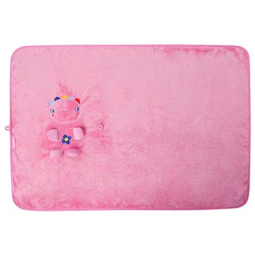 Tuc Tuc Enjoy & Dream Pram Blanket Pink